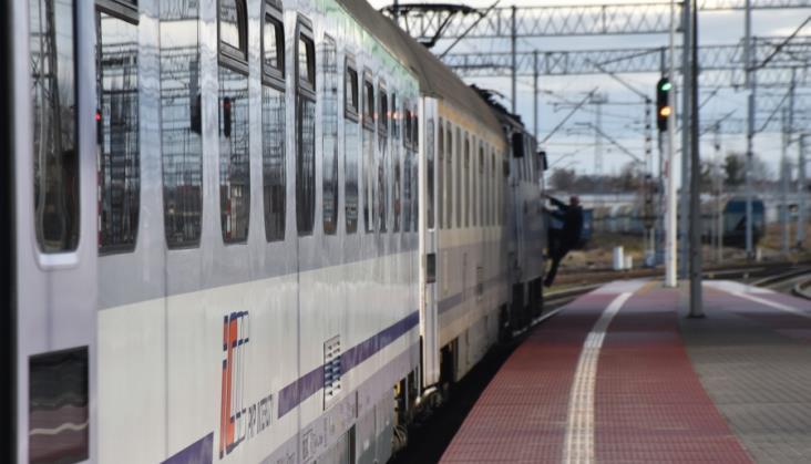 Jarosław Oniszczuk: PKP Intercity rozważa różne możliwości pozyskania taboru