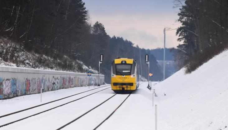 Jest szansa na powrót kolei pasażerskiej do Bytowa i Sierakowic