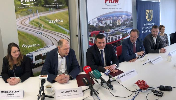 Biuro Projektów Komunikacyjnych wykona projekt elektryfikacji PKM