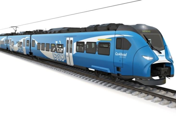 Siemens sprzeda 56 pociągów Mireo i Desiro HC