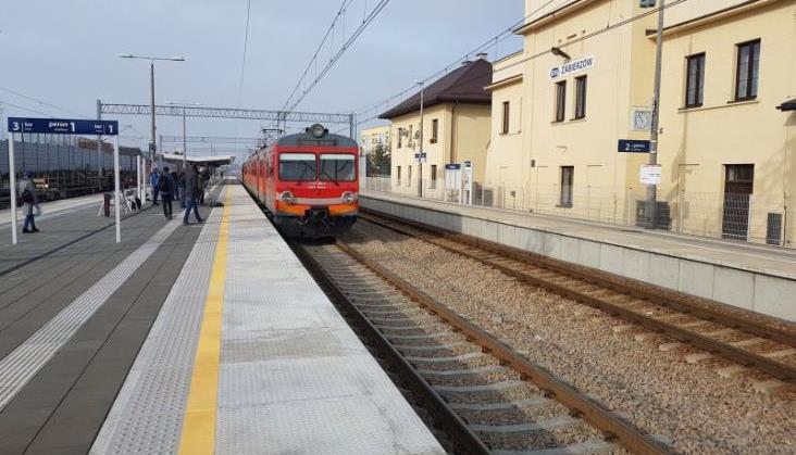Wiele miesięcy opóźnienia modernizacji Kraków – Krzeszowice