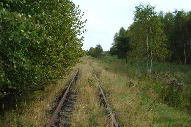 Jest umowa na odbudowę linii 410 do poligonu w Drawsku. Pociągi pasażerskie tylko nadzieją