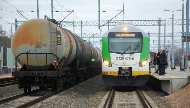 Jest szansa na lepsze połączenie kolejowe Mazowsza i Podlasia po Rail Baltice