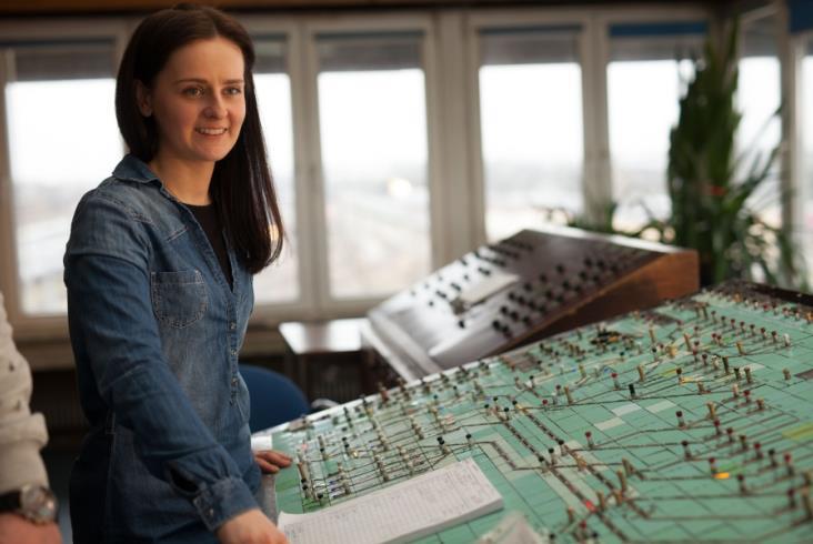 Coraz więcej kobiet pracuje w PKP Intercity