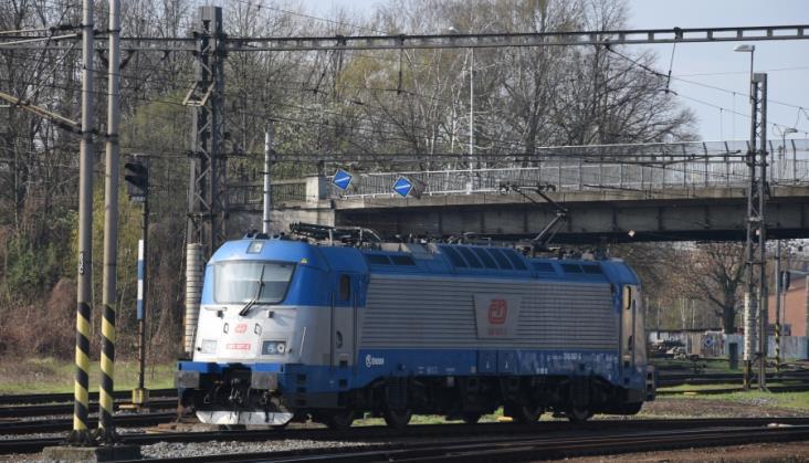 České dráhy chcą kupić nawet 65 nowych lokomotyw wielosystemowych