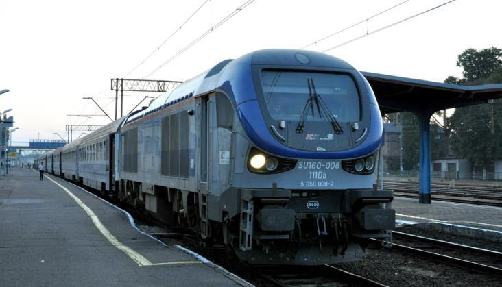 Koniec problemów z Gamami w PKP Intercity? Dostępność znacząco lepsza