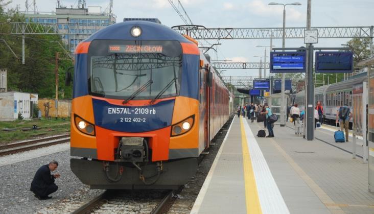 Województwo lubuskie ogłosi przetarg na regionalne przewozy kolejowe