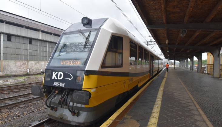 Wydanie biletu w pociągu KD podrożeje. Wzrosną też inne opłaty dodatkowe