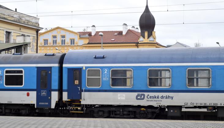 Rekordowa liczba czeskich wagonów w pociągach PKP Intercity w sezonie letnim