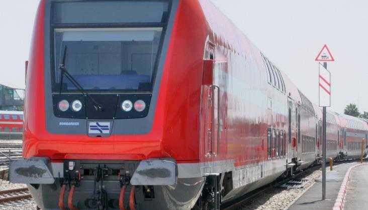 Bombardier dostarczy Kolejom Izraelskim 74 dodatkowe wagony piętrowe