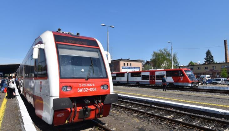 Koleje Wielkopolskie: PKM motorem napędowym wzrostu liczby podróżnych