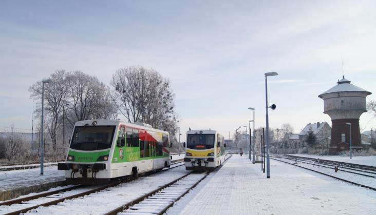 Jaka będzie przyszłość linii kolejowej Gorzów Wielkopolski – Zbąszynek?