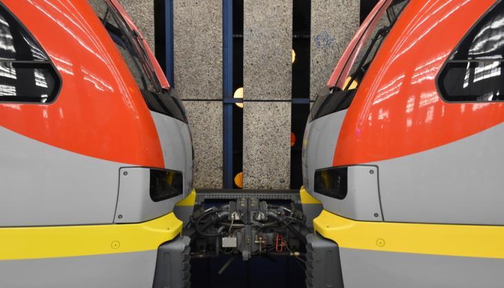 UTK sprawdził punktualność pociągów pasażerskich w drugim kwartale 2019