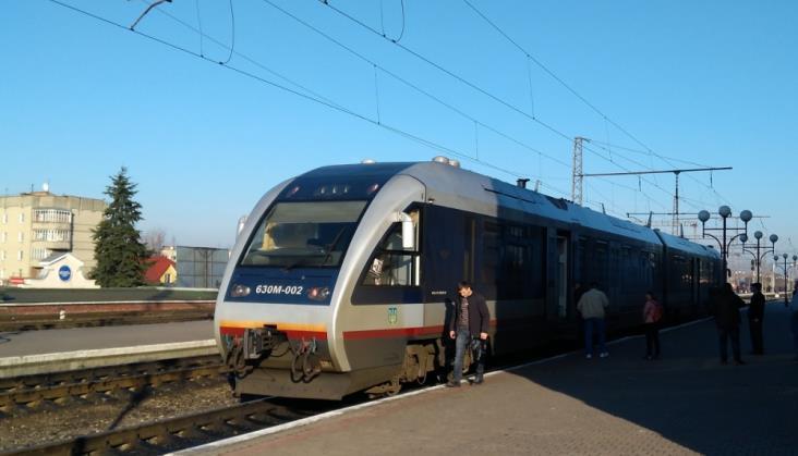 Prezydent Chełma chce powrotu pociągów na Ukrainę