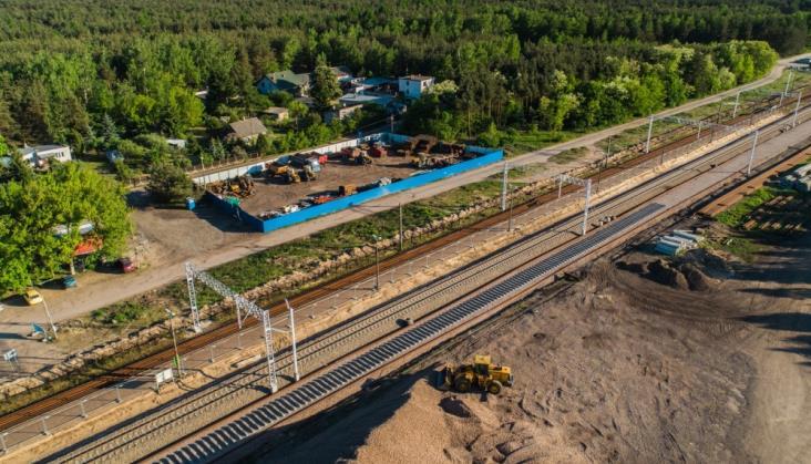 Kolejne przekroczenie kosztorysu w przetargu na fragment Rail Baltiki. Najtańsi Chińczycy