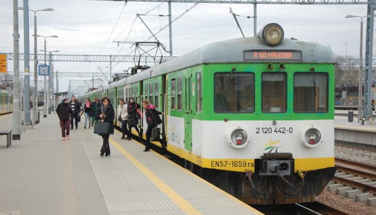 Zmiany w ustawie o transporcie kolejowym