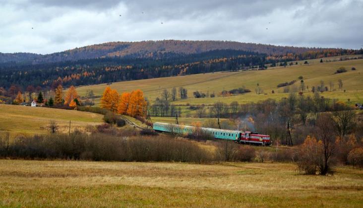 Krajowy Program Kolejowy zwiększony o kolejne 5,7 mld zł