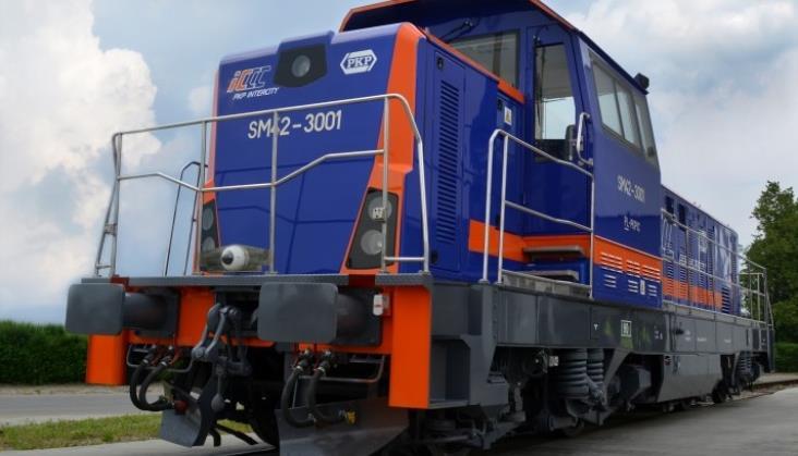 PCC Intermodal chce kupić trzy zmodernizowane lokomotywy manewrowe