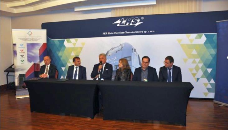 Clip Intermodal członkiem Porozumienia o współpracy Operatorów Terminali Przeładunkowych i Centrów Logistycznych Europy Środkowo – Wschodniej