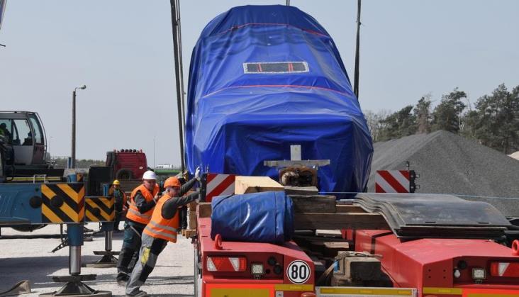 Pendolino rozbite w Ozimku wróci na tory w 2021 roku