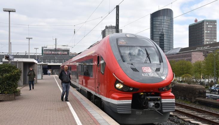 Ostatnie Linki dla Deutsche Bahn dotrą nieco później