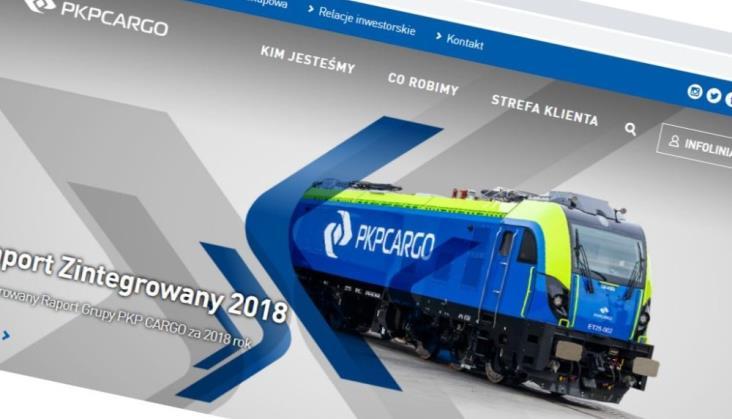 PKP Cargo ogłasza przetarg na wykonawcę strony internetowej
