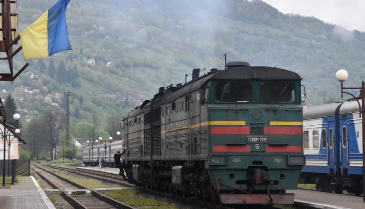 Deutsche Bahn przejmie zarządzanie Kolejami Ukraińskimi? Medialne zamieszanie na Ukrainie