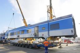 Pierwsze wagony Siemens Viaggio dla Kolei Czeskich już w produkcji [zdjęcia]