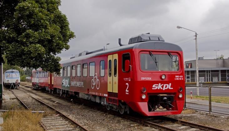 Pojazdy SKPL w siatce połączeń Kolei Dolnośląskich