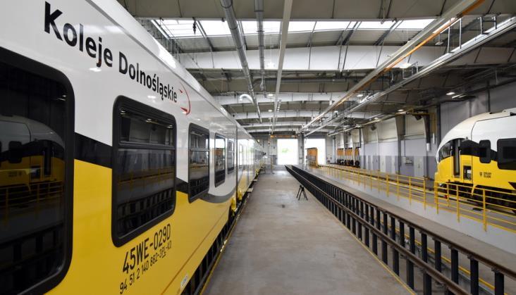 Internetowe bilety Kolei Dolnośląskich dostępne do 5 minut przed odjazdem