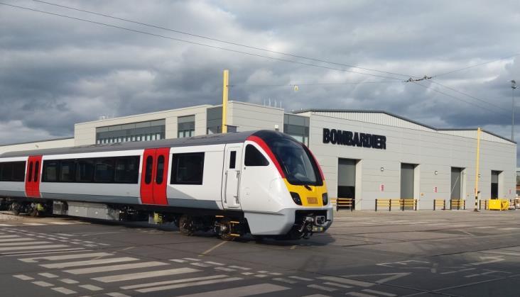 Bombardier sprzeda część transportową Alstomowi, by spłacić długi. Jest protokół ustaleń (MOU)