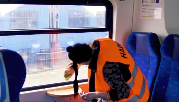 Nowe środki ostrożności w zachodniopomorskich pociągach
