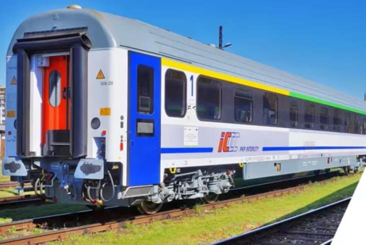 PKP Intercity odebrało pierwsze zmodernizowane wagony