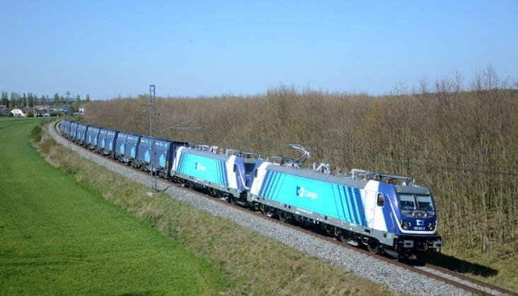 Czechy: Wkrótce początek eksploatacji Traxxów MS3 ČD Cargo