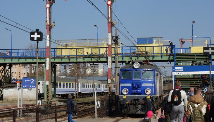 W całym 2020 roku europejska kolej pasażerska może stracić 40% klientów