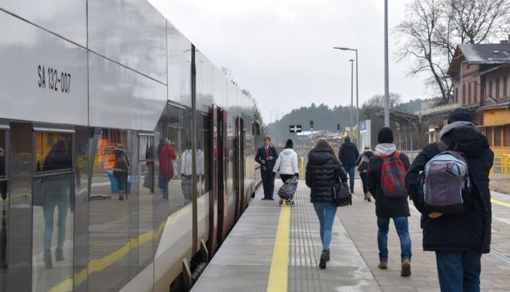 Rezerwacje w pociągach regionalnych na Pomorzu?