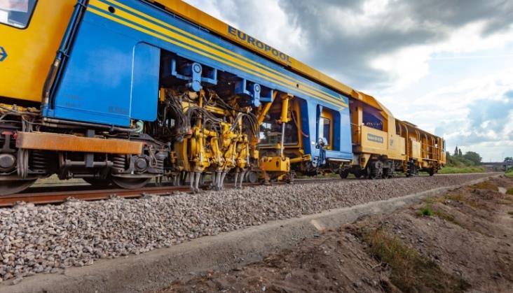 Koniec zasadniczych prac na linii 207 możliwy w końcu 2020 roku