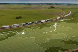 Tiry na Tory! Transport naczep przez Polskę na filmie
