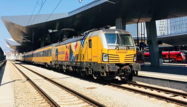 Regiojet potwierdza: Chcemy uruchamiać nocne pociągi z Czech do Chorwacji