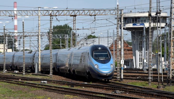 200 km/h z Warszawy do Gdańska? Może w grudniu 2020