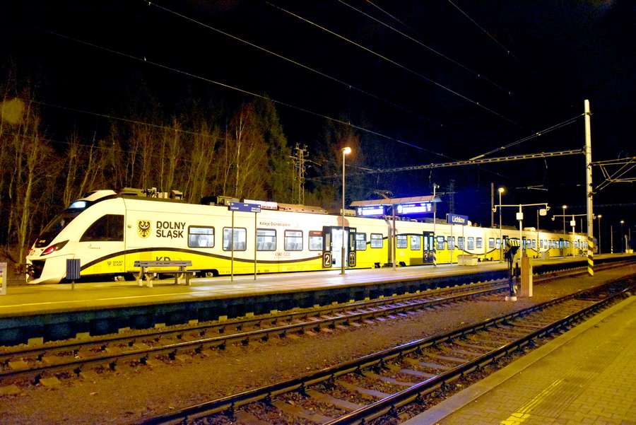 Międzynarodowe pociągi Kolei Dolnośląskich wracają 1 lipca