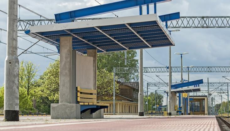 """Nowa stacja kolejowa Radom Południe? Ministerstwo Infrastruktury nie mówi """"nie"""""""