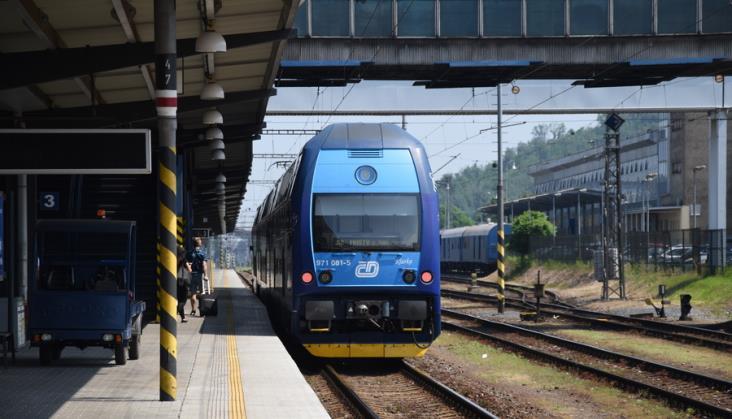 Koleje Czeskie planują zakup do 120 piętrowych zespołów trakcyjnych