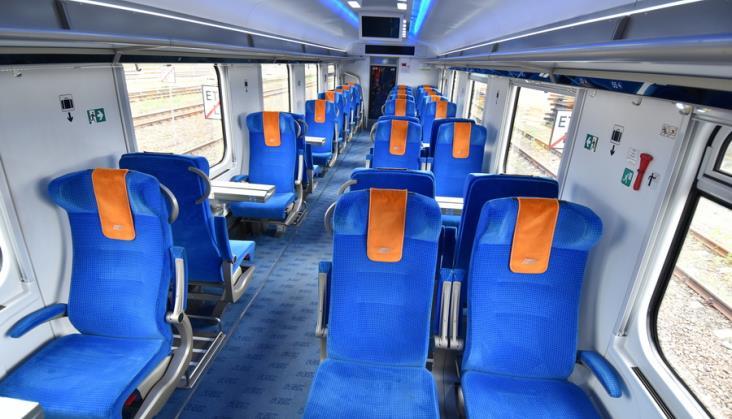 Nie tylko RegioJet chce jeździć z Przemyśla do Pragi. Pociąg uruchomi także PKP Intercity