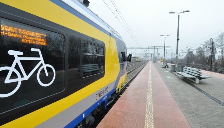 Trójmiejska SKM sprawdzi, czy w Gdyni potrzebny jest nowy przystanek kolejowy
