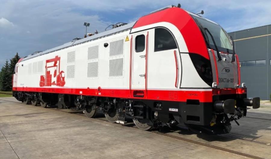 Dragon 2 dla Rail Capital Partners oficjalnie przekazany [zdjęcia]