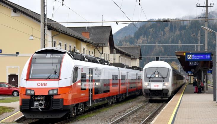 Austria zwalnia przewoźników z opłat za dostęp do infrastruktury kolejowej. Jest zgoda KE