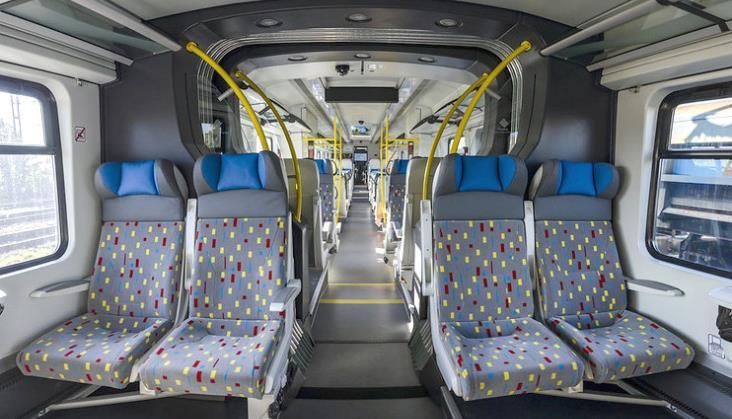 37 par pociągów Kraków – Katowice. Polregio, Koleje Śląskie i PKP Intercity z tanimi biletami