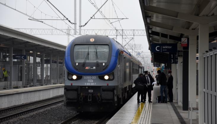 Plaga wypadków z lokomotywami Gama. PKP Intercity wprowadza autobusy zamiast pociągów