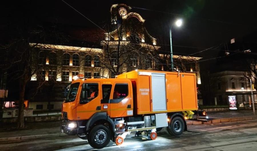 Copma Polska producent sprzętu kolejowego